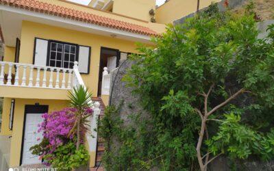 ISLA DE LA GOMERA (Canarias) – Chalet independiente y Apartamento anexo